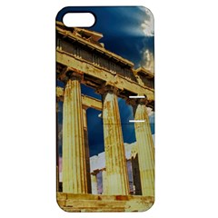 Athens Greece Ancient Architecture Apple Iphone 5 Hardshell Case With Stand