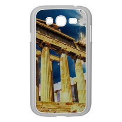 Athens Greece Ancient Architecture Samsung Galaxy Grand Duos I9082 Case (white)