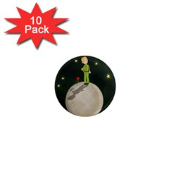 The Little Prince 1  Mini Magnet (10 Pack)