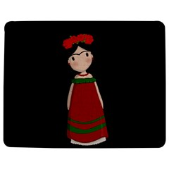 Frida Kahlo Doll Jigsaw Puzzle Photo Stand (rectangular)