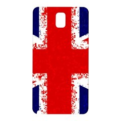 Union Jack London Flag Uk Samsung Galaxy Note 3 N9005 Hardshell Back Case