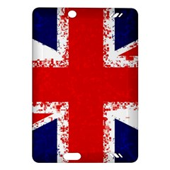Union Jack London Flag Uk Amazon Kindle Fire Hd (2013) Hardshell Case