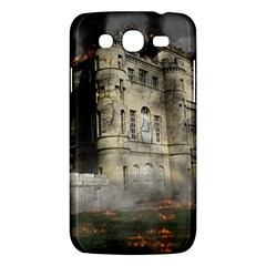 Castle Ruin Attack Destruction Samsung Galaxy Mega 5 8 I9152 Hardshell Case