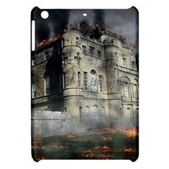Castle Ruin Attack Destruction Apple Ipad Mini Hardshell Case