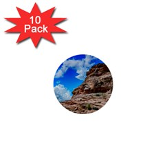 Mountain Canyon Landscape Nature 1  Mini Buttons (10 Pack)