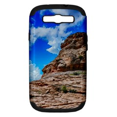 Mountain Canyon Landscape Nature Samsung Galaxy S Iii Hardshell Case (pc+silicone)