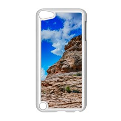 Mountain Canyon Landscape Nature Apple Ipod Touch 5 Case (white)