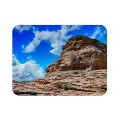Mountain Canyon Landscape Nature Double Sided Flano Blanket (mini)