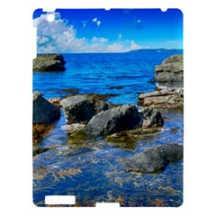 Shoreline Sea Coast Beach Ocean Apple Ipad 3/4 Hardshell Case