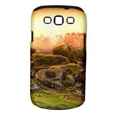 Rocks Outcrop Landscape Formation Samsung Galaxy S Iii Classic Hardshell Case (pc+silicone)