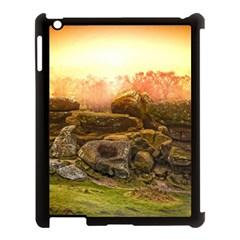 Rocks Outcrop Landscape Formation Apple Ipad 3/4 Case (black)