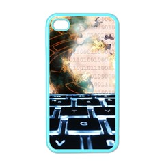 Ransomware Cyber Crime Security Apple Iphone 4 Case (color)