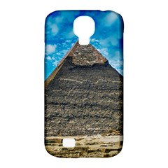 Pyramid Egypt Ancient Giza Samsung Galaxy S4 Classic Hardshell Case (pc+silicone)
