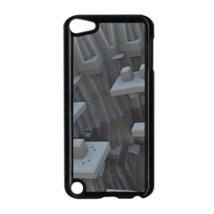 Backdrop Pattern Surface Texture Apple Ipod Touch 5 Case (black)