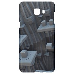 Backdrop Pattern Surface Texture Samsung C9 Pro Hardshell Case