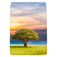 Tree Sea Grass Nature Ocean Flap Covers (s)