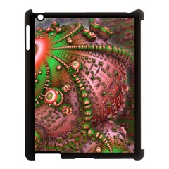 Fractal Symmetry Math Visualization Apple Ipad 3/4 Case (black)