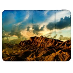 Mountain Sky Landscape Nature Samsung Galaxy Tab 7  P1000 Flip Case