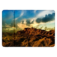 Mountain Sky Landscape Nature Samsung Galaxy Tab 8 9  P7300 Flip Case