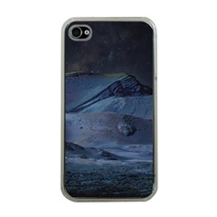Landscape Night Lunar Sky Scene Apple Iphone 4 Case (clear)