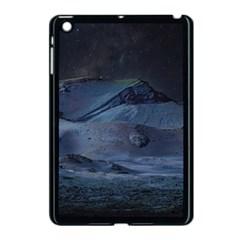 Landscape Night Lunar Sky Scene Apple Ipad Mini Case (black)