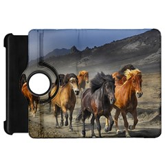 Horses Stampede Nature Running Kindle Fire Hd 7