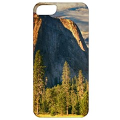 Mountains Landscape Rock Forest Apple Iphone 5 Classic Hardshell Case