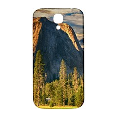 Mountains Landscape Rock Forest Samsung Galaxy S4 I9500/i9505  Hardshell Back Case