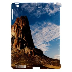 Mountain Desert Landscape Nature Apple Ipad 3/4 Hardshell Case (compatible With Smart Cover)