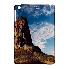 Mountain Desert Landscape Nature Apple Ipad Mini Hardshell Case (compatible With Smart Cover)
