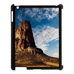 Mountain Desert Landscape Nature Apple Ipad 3/4 Case (black)