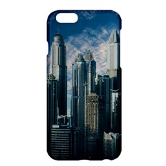 Skyscraper Cityline Urban Skyline Apple Iphone 6 Plus/6s Plus Hardshell Case