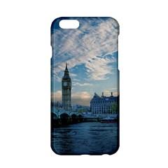 London Westminster Landmark England Apple Iphone 6/6s Hardshell Case