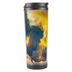 Mountains Clouds Landscape Scenic Travel Tumbler