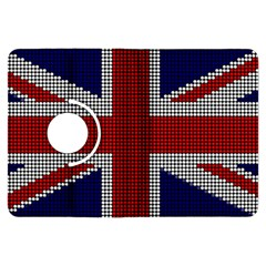 Union Jack Flag British Flag Kindle Fire Hdx Flip 360 Case