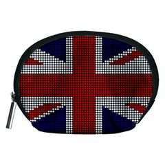 Union Jack Flag British Flag Accessory Pouches (medium)
