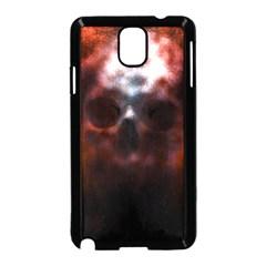 Skull Horror Halloween Death Dead Samsung Galaxy Note 3 Neo Hardshell Case (black)