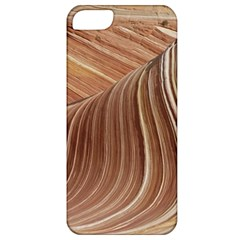 Swirling Patterns Of The Wave Apple Iphone 5 Classic Hardshell Case