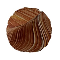 Swirling Patterns Of The Wave Standard 15  Premium Round Cushions