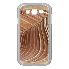 Swirling Patterns Of The Wave Samsung Galaxy Grand Duos I9082 Case (white)