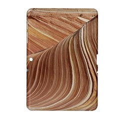 Swirling Patterns Of The Wave Samsung Galaxy Tab 2 (10 1 ) P5100 Hardshell Case