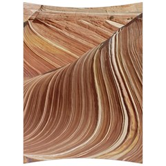 Swirling Patterns Of The Wave Back Support Cushion