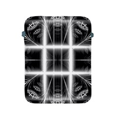 Geometry Pattern Backdrop Design Apple Ipad 2/3/4 Protective Soft Cases