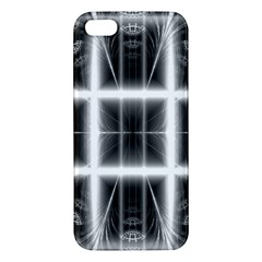 Geometry Pattern Backdrop Design Iphone 5s/ Se Premium Hardshell Case