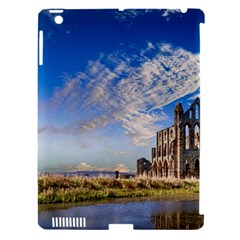 Ruin Church Ancient Architecture Apple Ipad 3/4 Hardshell Case (compatible With Smart Cover)
