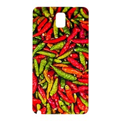 Chilli Pepper Spicy Hot Red Spice Samsung Galaxy Note 3 N9005 Hardshell Back Case