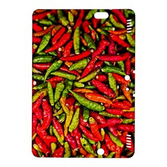 Chilli Pepper Spicy Hot Red Spice Kindle Fire Hdx 8 9  Hardshell Case