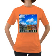 Buildings Architecture Architectural Women s Dark T Shirt