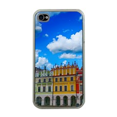 Buildings Architecture Architectural Apple Iphone 4 Case (clear)