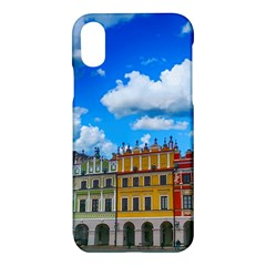 Buildings Architecture Architectural Apple Iphone X Hardshell Case
